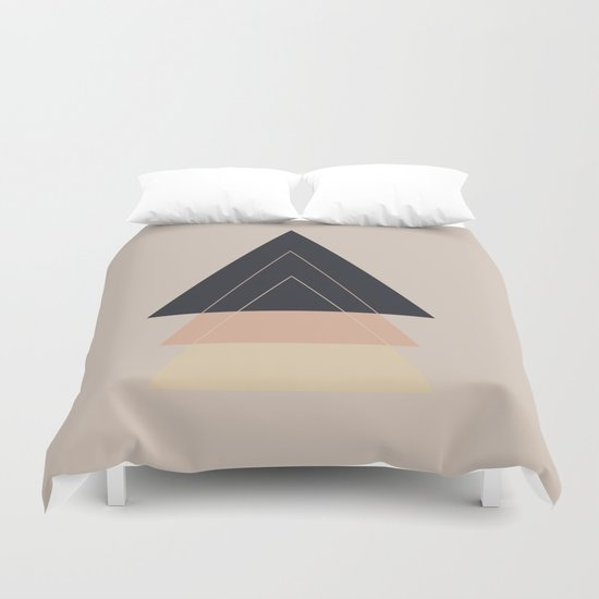 Fear of Separation Duvet Cover