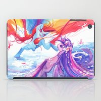 mlp iPad Cases featuring MLP by Cari Corene