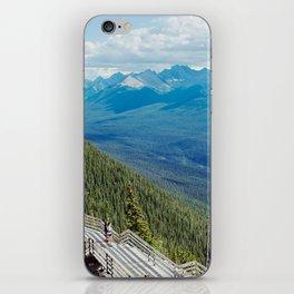 Canadian Rockies iPhone Skin