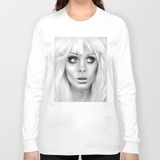 + BAMBI EYES + Long Sleeve T-shirt