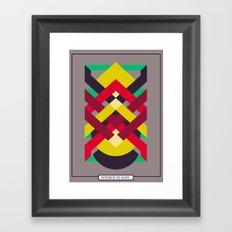 XRM Framed Art Print