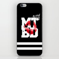 2ne1 iPhone & iPod Skins featuring CL MTBD by Liam Warnock