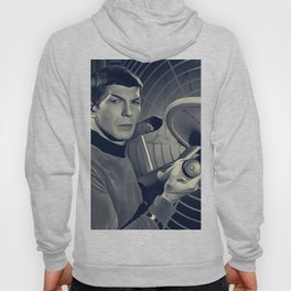 Leonard Nimoy, Actor Hoody