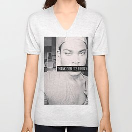 FRANC FRIDAY - TGIF Unisex V-Neck
