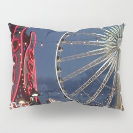 By the Midway Pillow Sham