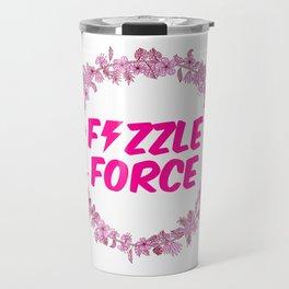 Fizzle Force Travel Mug