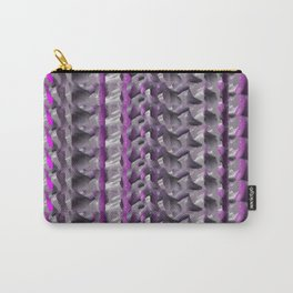 Striped Whimsy Carry-All Pouch