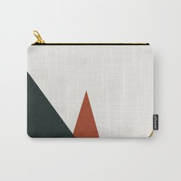 Abstract and geometric landscape 01 Carry-All Pouch