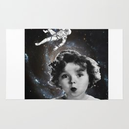 Lucy in the sky with diamonds Rug
