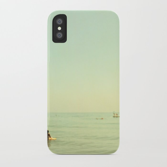 Pontoon iPhone Case