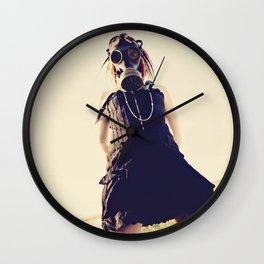 Pretty Vicious Things Wall Clock