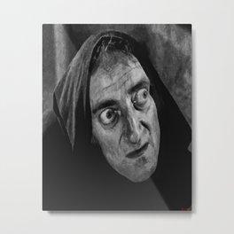 Young Frankenstein: Igor Metal Print