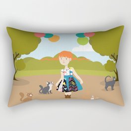 Bilby Fasnisth Rectangular Pillow