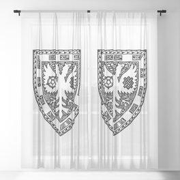 WIMBLEDON Sheer Curtain