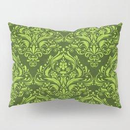 Halloween damask colors #3 Pillow Sham