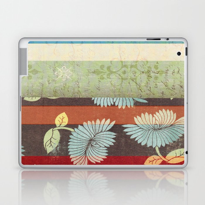 Color Strips Laptop & iPad Skin