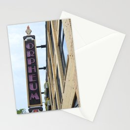 Orpheum Stationery Cards