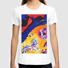 Until the River runs Dry         by Kay Lipton T-shirt