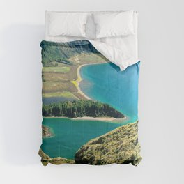 Lagoa do Fogo Comforters