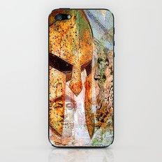 Spartan iPhone & iPod Skin