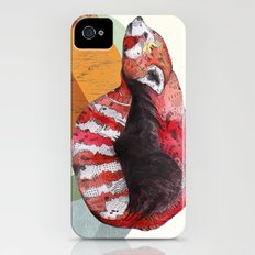 Red Panda Slim Case iPhone (4, 4s)