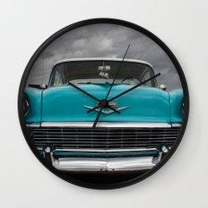 56 Chevy Wall Clock