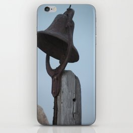 Old Bell iPhone Skin