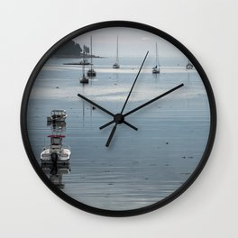 Acadia National Park - Maine Wall Clock