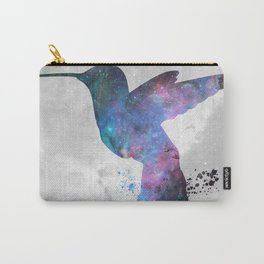 Galaxy Series (Hummingbird) Carry-All Pouch