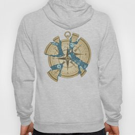 Beneath the Ripples of Existence (There's a Journey Called Life) Hoody