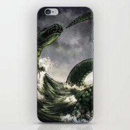 The Midgard Serpent iPhone Skin