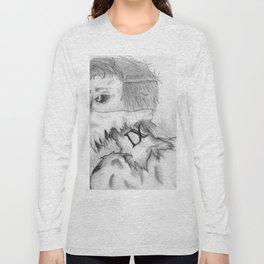 Card IX Long Sleeve T-shirt