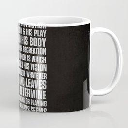 Always Be You-Black Coffee Mug