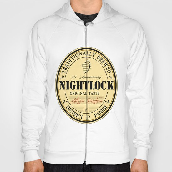 Lovely day for a Nightlock Hoody