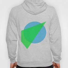 Compass: Blue and Green Hoody