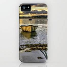 Sheephaven bay iPhone Case