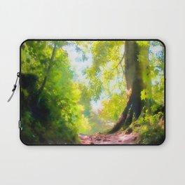 The Glade Ahead Laptop Sleeve