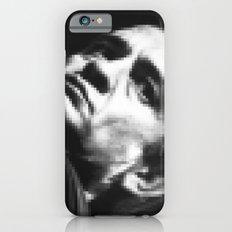 8-bit Johnny Cash iPhone 6s Slim Case