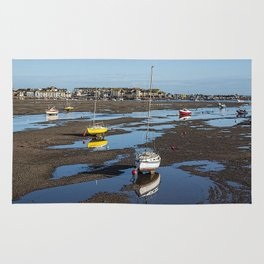 Low Tide at Teignmouth Rug