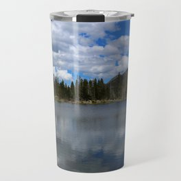 Sprague Lake Reflection Travel Mug