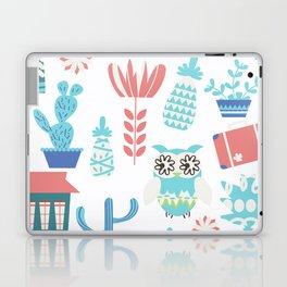 Travel pattern 3vb Laptop & iPad Skin
