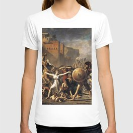 The Intercession of the Sabine Women T-shirt