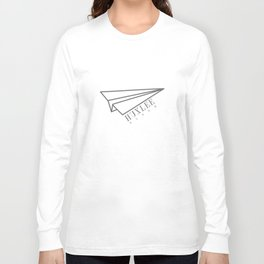 Huxlee Music Merch Long Sleeve T-shirt