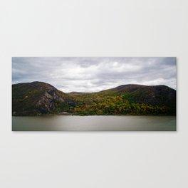 Hudson River Valley Canvas Print
