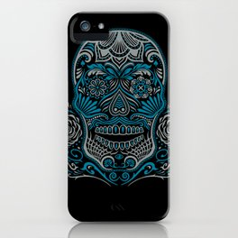 Magic Sugar Skull iPhone Case