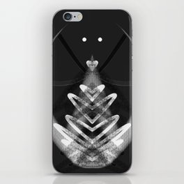 Cataclysm love iPhone Skin