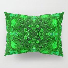 Archangel Raphael Healing Mandala Pillow Sham