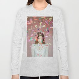 unexpected happiness Long Sleeve T-shirt