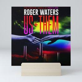 ROGER WATERS CREATIVE GENIUS TOUR DATES 2019 TULIP Mini Art Print