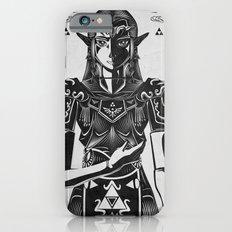 Legend of Zelda Princess Zelda Geek Art Portrait Slim Case iPhone 6s